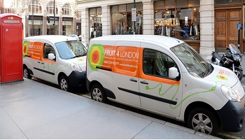 Fleetinsight electric vehicle fleet image